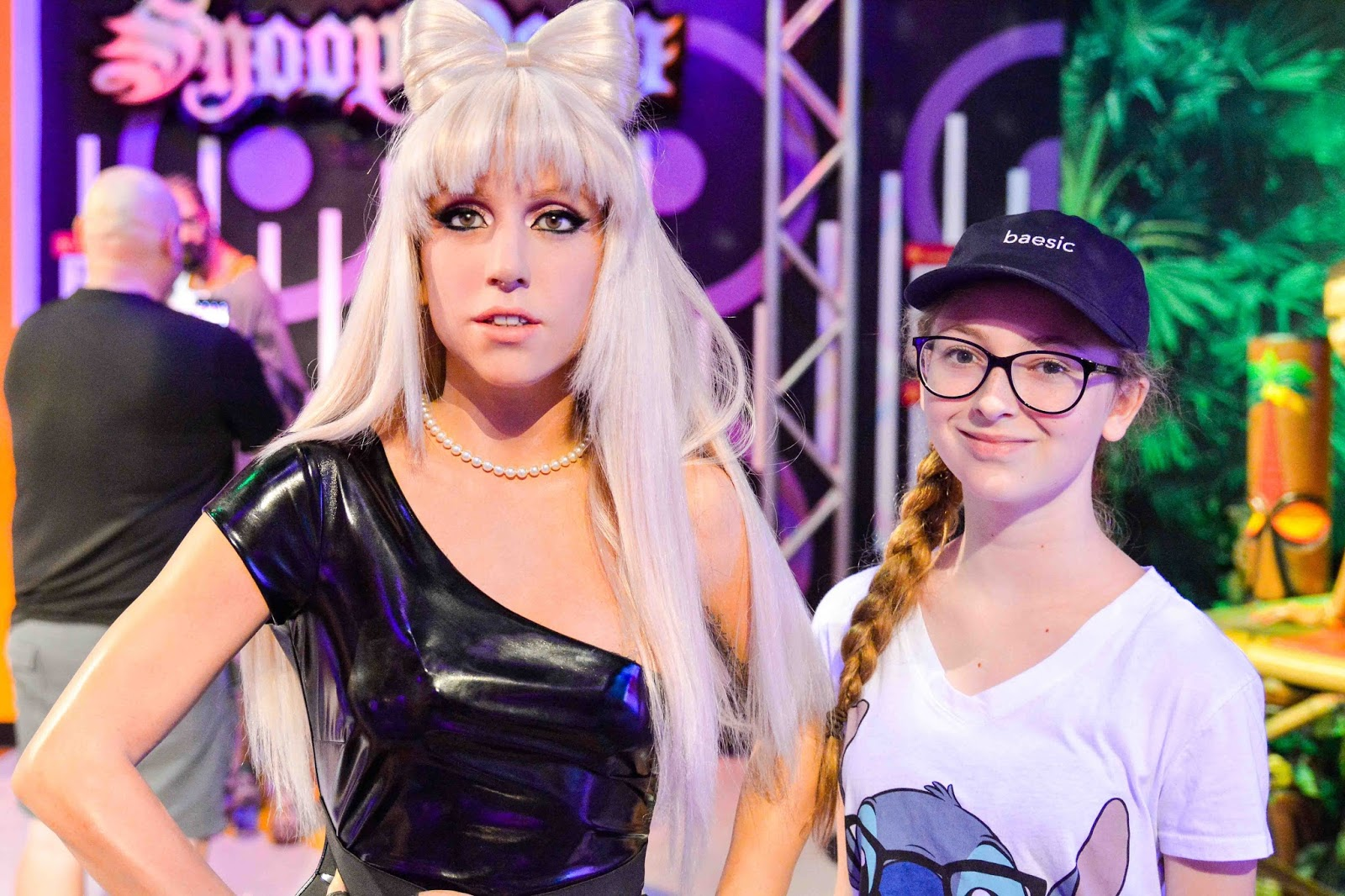 Lady Gaga Madame Tussaud's