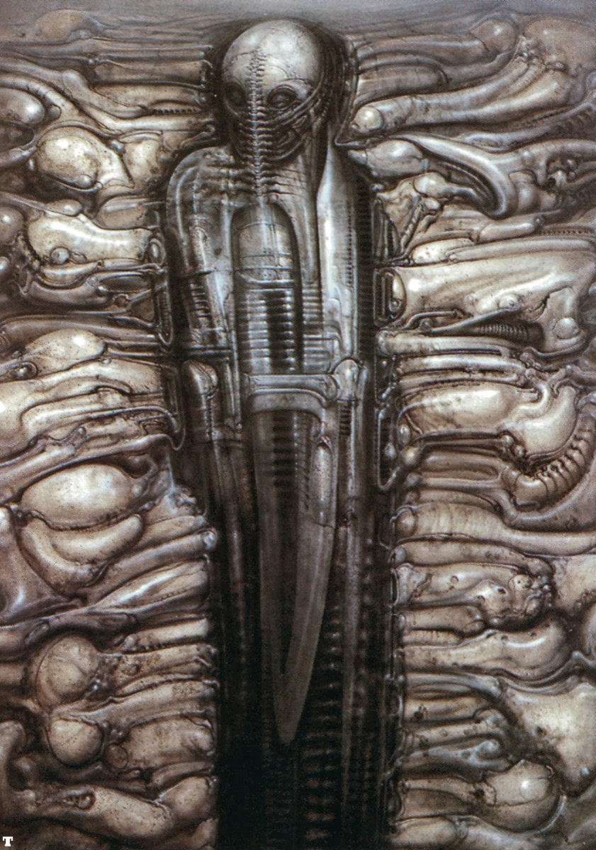Alien Explorations  Alien   Space Jockeys With Sommelier