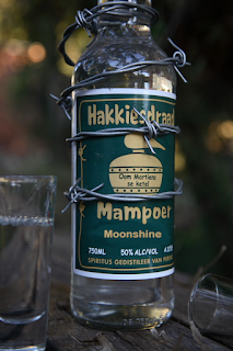 Mampoer South African Moonshine
