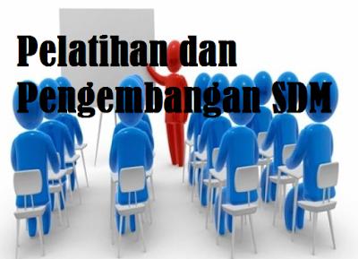 Manajemen Pelatihan Sumber Daya Manusia