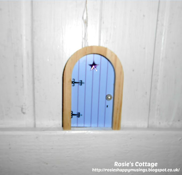 A Fairy Door & A Smile...
