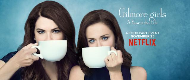 Netflix Binge Watch Gilmore Girls
