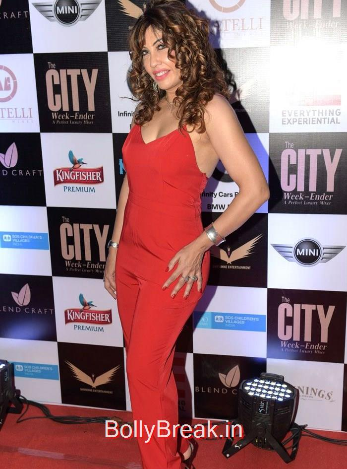 Vandana Vadera, Shweta Khanduri Teejay Sidhu Hot Pics at The City Week Ender- A Perfect Luxury Mixer Photo Gallery