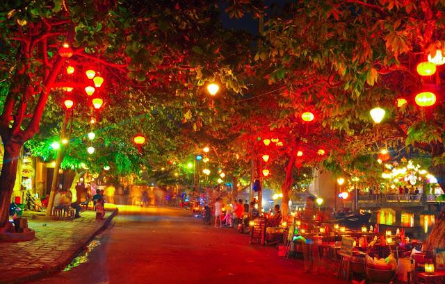 Hoi An Kota Sejuta Lampion