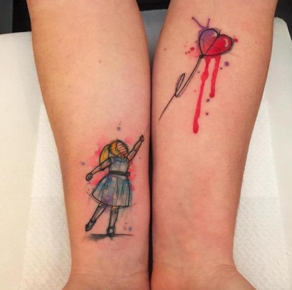 Tatuagens para as mulheres