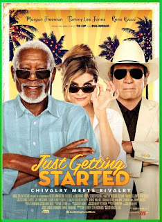 Just Getting Started (2017) | DVDRip Latino HD GDrive 1 Link