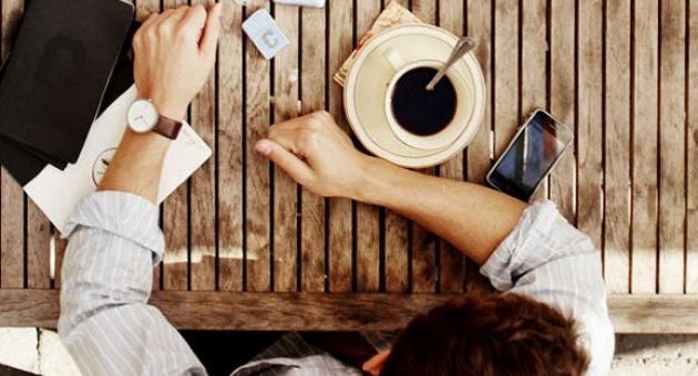 «Ο εσπρέσο to go είναι γρήγορος καφές, αλλά όχι ιταλικός»