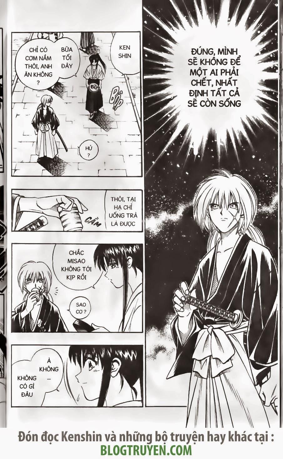 Rurouni Kenshin chap 184 trang 9