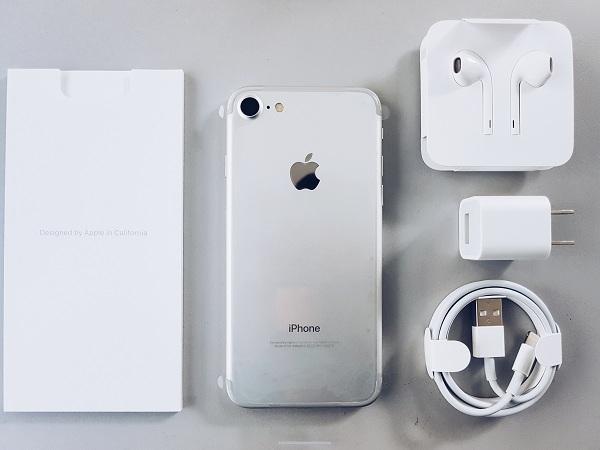 iPhone 7 bản khóa mạng