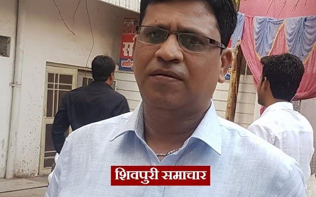 पत्रकारों से उलझने के बाले SDM गुर्जर को भोपाल से उज्जैन भेजा / Shivpuri News