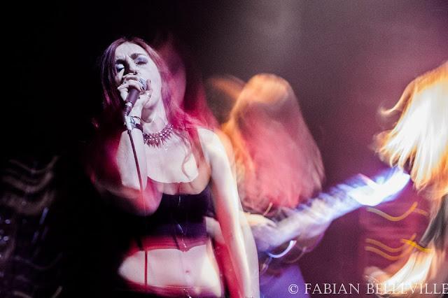 Ladies of Metal: Amanda (CrowMorph), Ladies of Metal, Amanda, CrowMorph