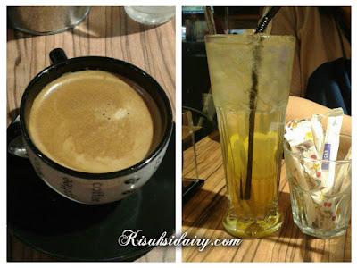 Dinner Di SDS Cafe & Bakery Kota Masai