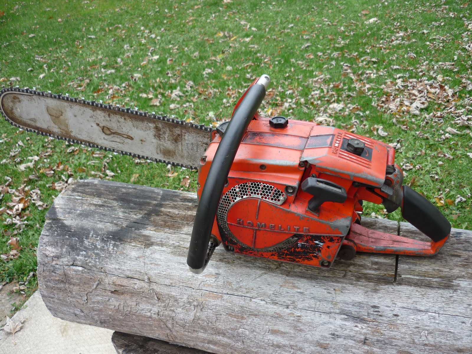 360 homelite Chainsaw service Manual