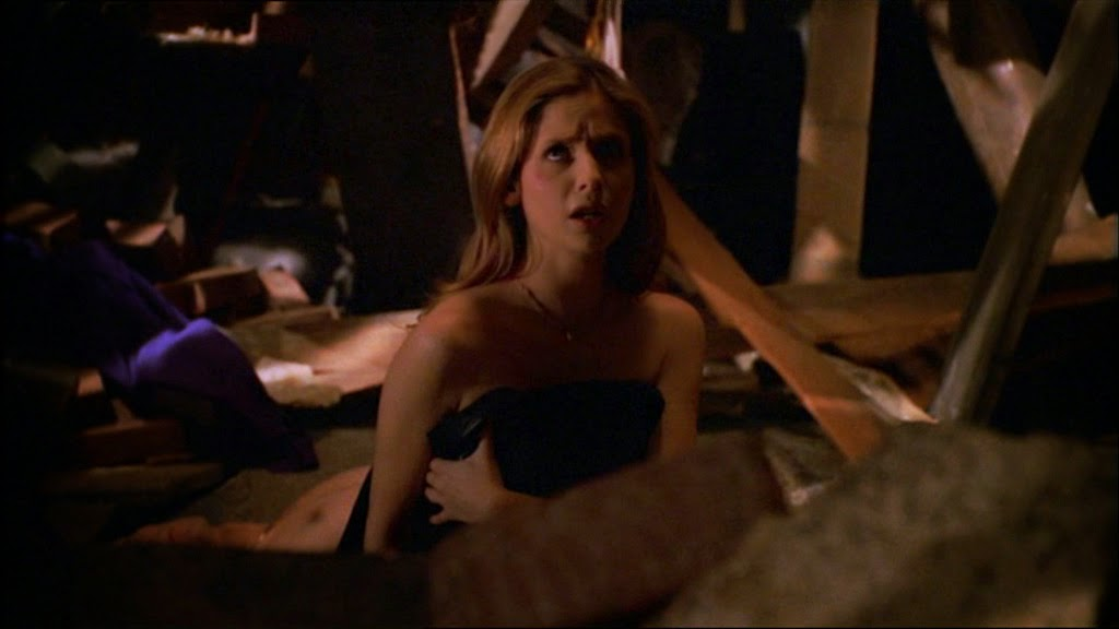 Share your Buffy the vampire slayer naked and sexy
