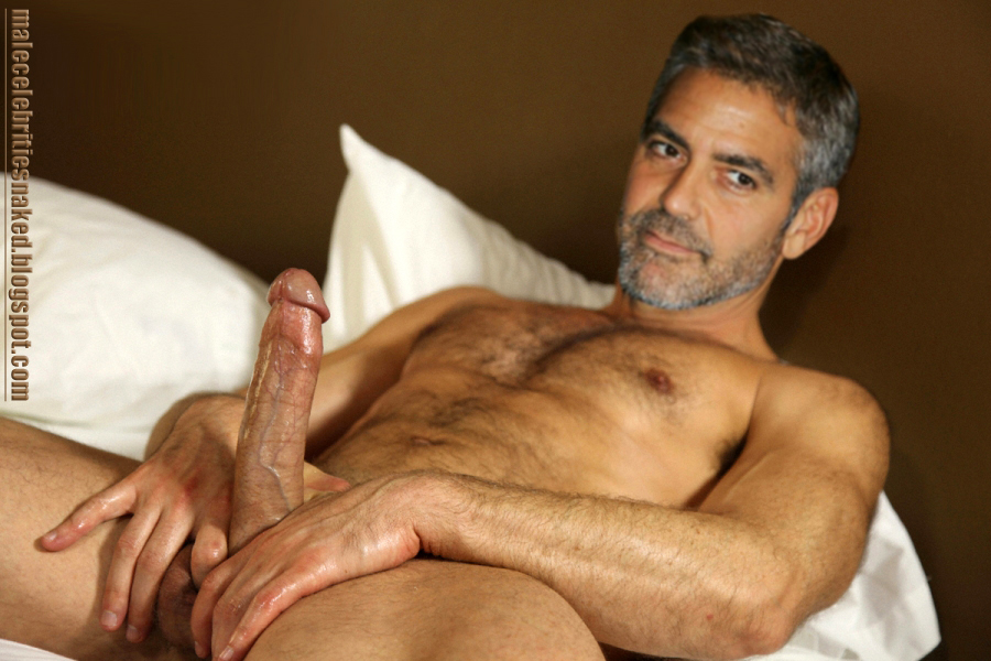 Have george clooney hot nude all not