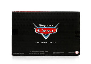 disney pixar Cars Fillmore's Taste-In Precision Series
