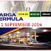 Harga Terkini Minyak Petrol RON95 RON97 Diesel September 2016