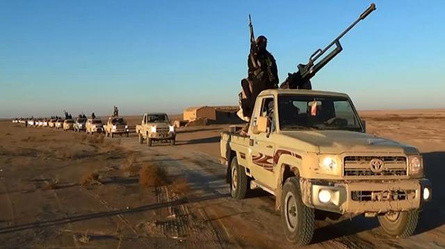 O Pentágono começou a treinar sírios para combater o ISIS