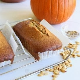 Pumpkin Pie Bread by Sweet Frosting