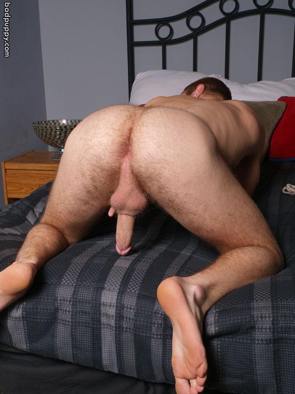Eric Blaine shows his Hairy Ass