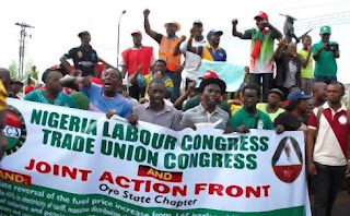 JUST IN: Nigeria Labour Congress (NLC) suspends strike