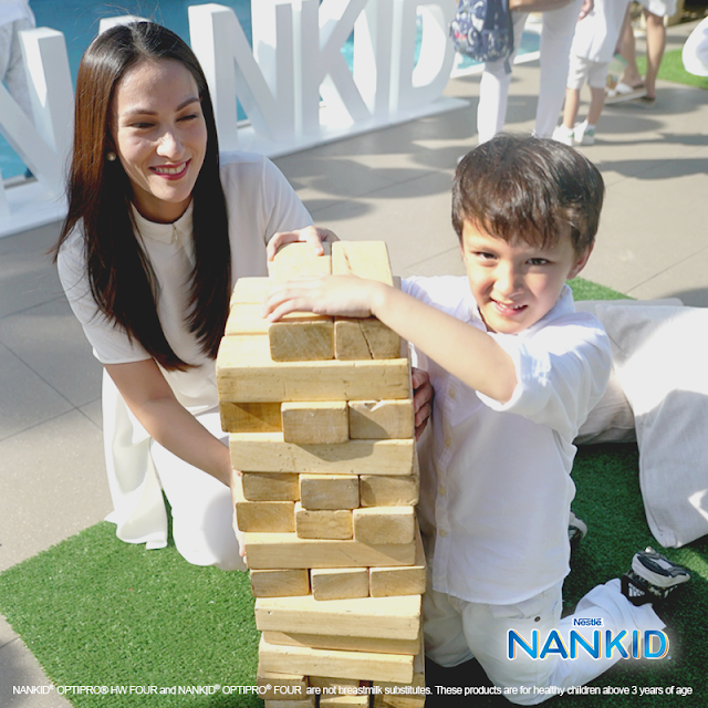 Press Release, Parentology, Nankid, Reshape The Future, Bloggers Philippines, Nankid Optipro Four, Nankid Optipro HW Four, All-Around Pinay Mama blog, Best Milk