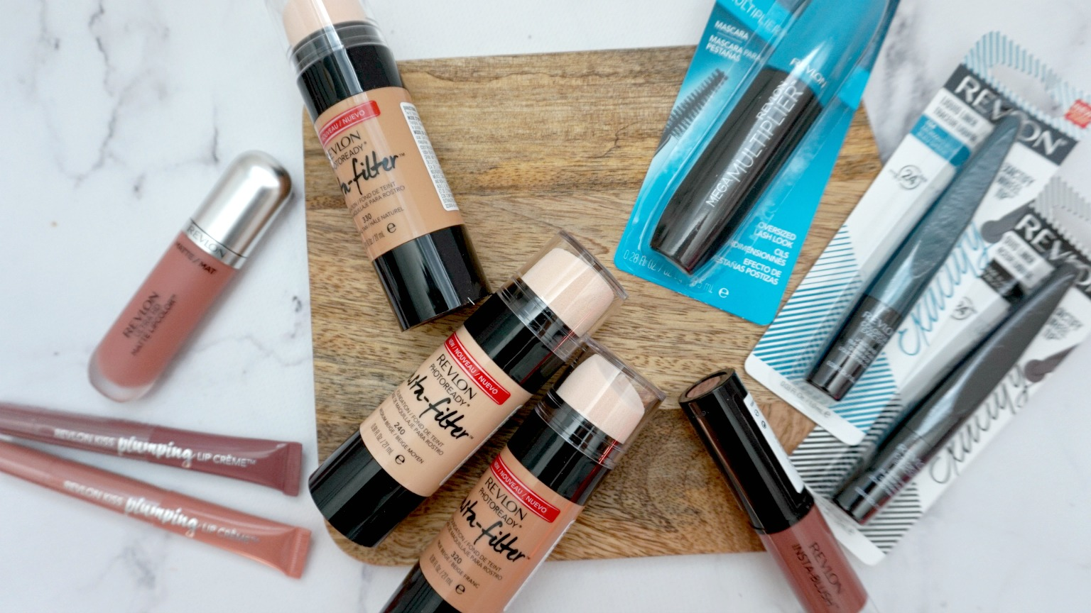17bd627fa77 Review: Revlon Photoready Insta-Filter Foundation & more* - miranda ...