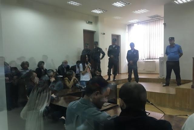 11 miembros de Sasna Tsrer seguirán encarcelados