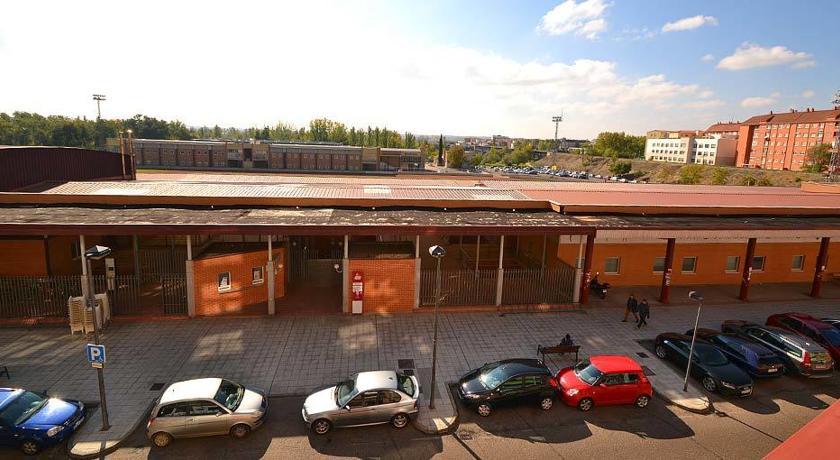 Paco molina de zamora accesos a la ciudad deportiva de for Puerta 8 ciudad deportiva