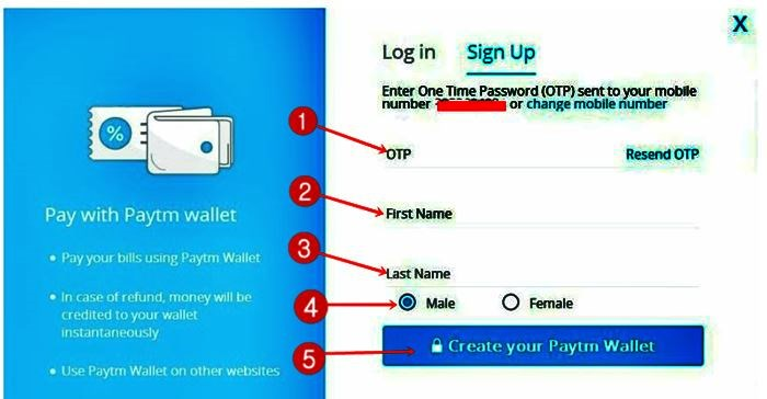 paytm account kaise banaye hindi me paytm account banaye, paytm ka password kaise banaye, paytm account banane ka tarika,