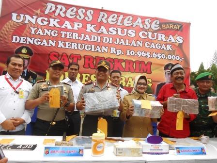 Kunjungan Kerja Kapolda Jabar Irjen Pol Bambang Waskito ke Kab. Subang