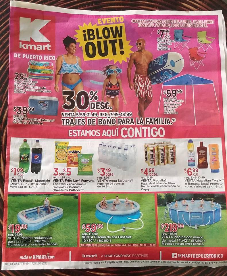 Ahorros Diarios Usando Cupones: Especiales en las tiendas Kmart ...