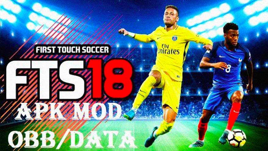 Download FTS 19 Mod FTZ v2 for android