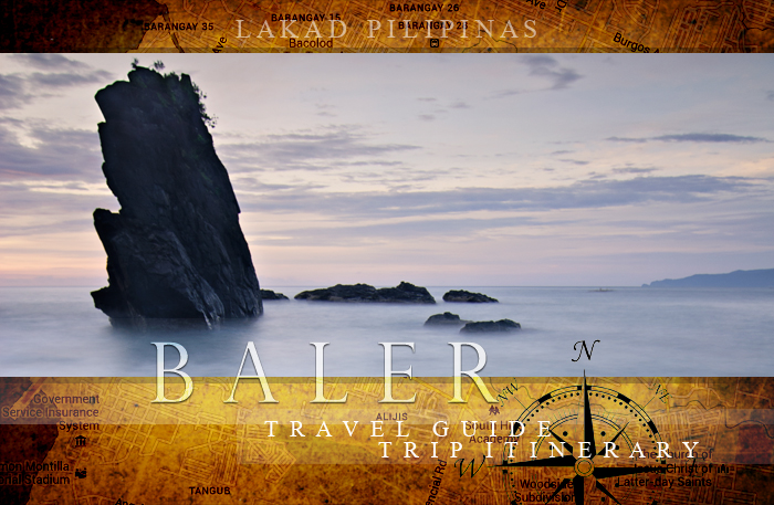 Baler Travel Blog Guide Itinerary Budget