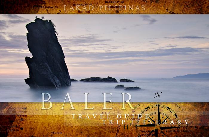 Baler Travel Blog Guide Itinerary Budget