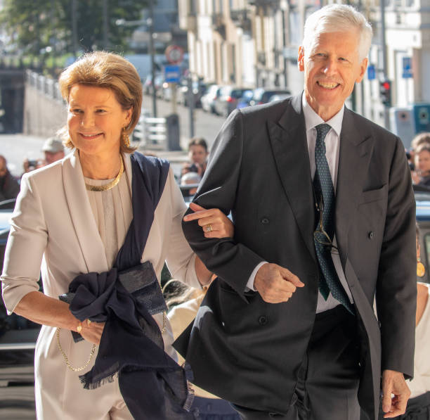 Royal Family Around the World: Belgium Royal Family Attends