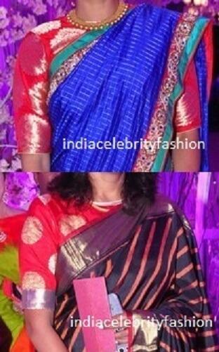 High Neck Banarasi Blouse Designs