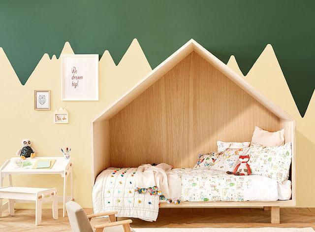 blog Achados de Decoração, Blog de decoração Brasileiro, cama montessori