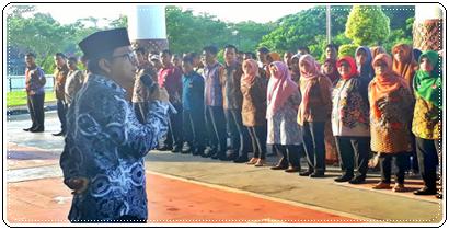 """Syaiful Bahri Kadis Pertanian, SIDAK, """"Tegakkan Disiplin Dalam Bekerja"""""""