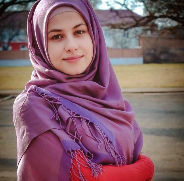 Arabic & Pakistani Hijab Styles 2015 for School Girls - UK