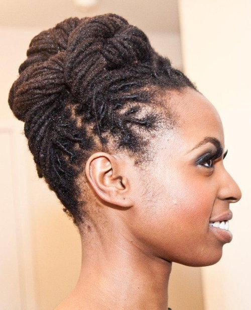 34 Dreadlock Hairstyles For Women  Hairstylo