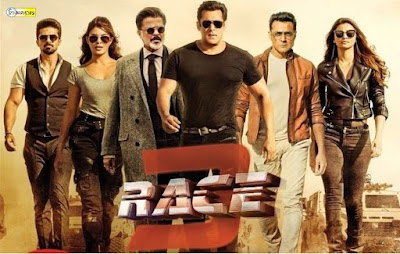 Race 3 1st Weekend Box Office Collection, 4Fanviews