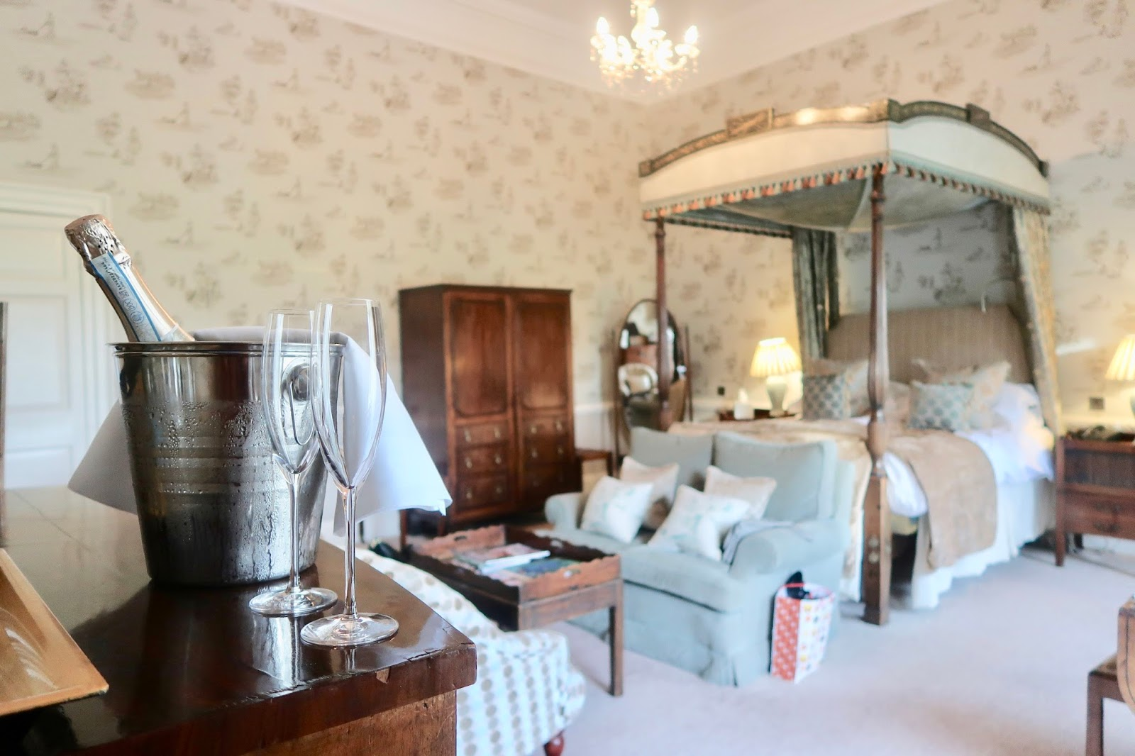 Ston easton park hotel review