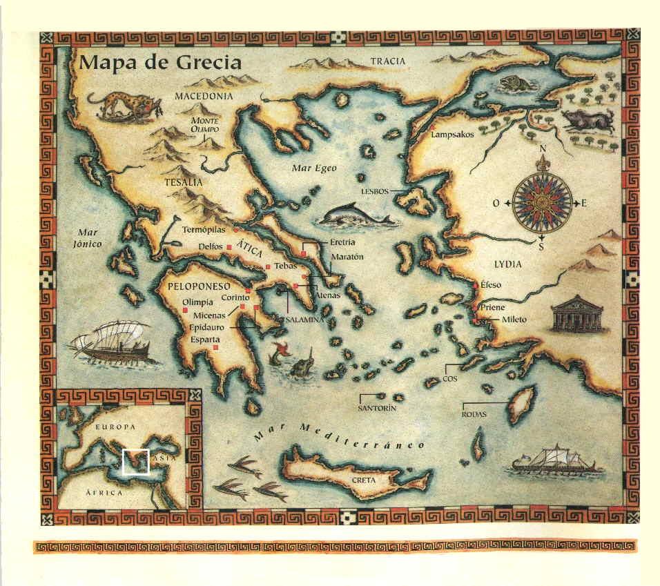 Vestidos Inspirados En La Cultura Griega: Historia De Grecia