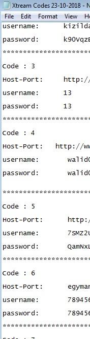 Xtream codes iptv free | XTREAM IPTV CODE FREE LINKS