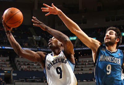 Memphis Grizzlies vs Minnesota Timberwolves