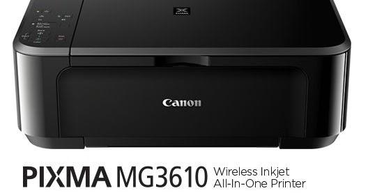Canon Ij Setup PIXMA iP5200