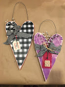 GIRLS NIGHT OUT - HEART DOOR HANGER