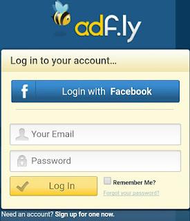 Bukti Pembayaran Iklan Adfly Melalui Paypal