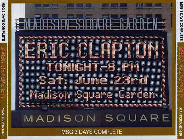 Plumdusty 39 S Page Eric Clapton 2001 06 22 Madison Square Garden New York Ny Msg 3 Days